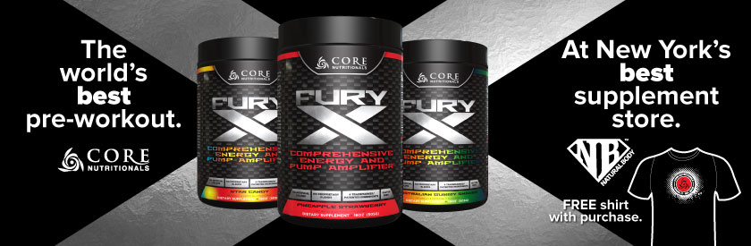 Core Nutritionals Fury